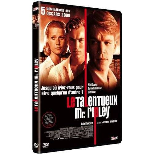 DVD - The Talented Mr. Ripley