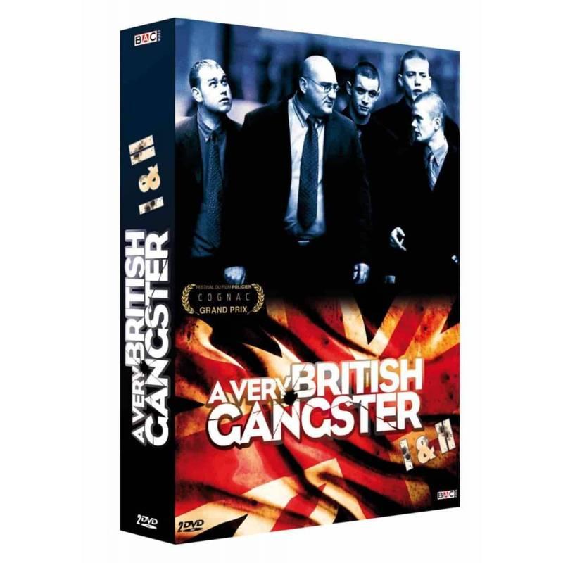 DVD - A very British gangster I & II
