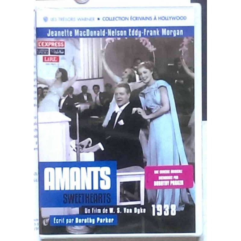 DVD - Amants