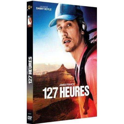 DVD - 127 hours