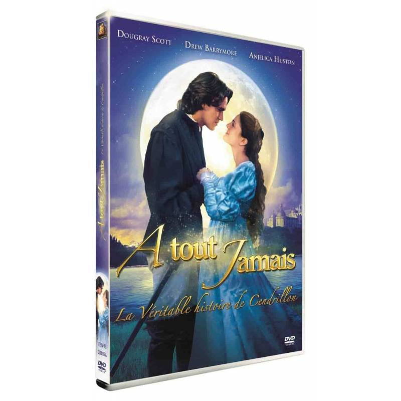DVD - A forever: The true story of Cinderella