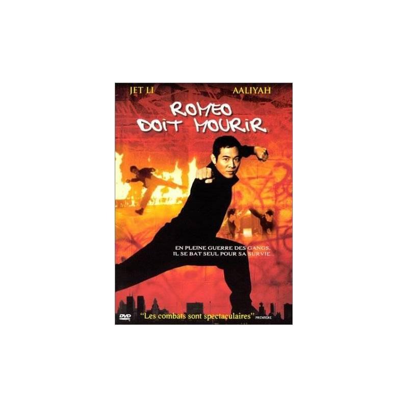 DVD - Roméo doit mourir