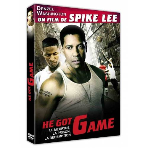 DVD - HE GOT GAME