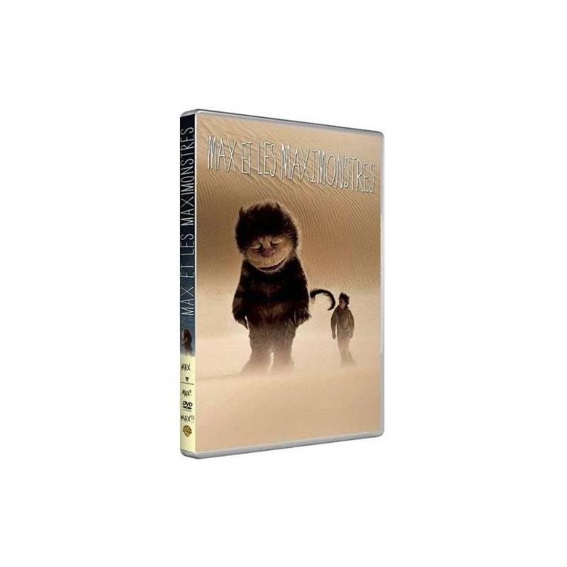 DVD - Max et les Maximonstres