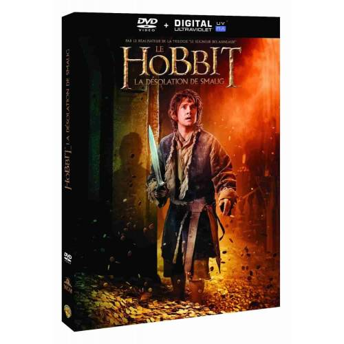 DVD - Le Hobbit : La désolation de Smaug