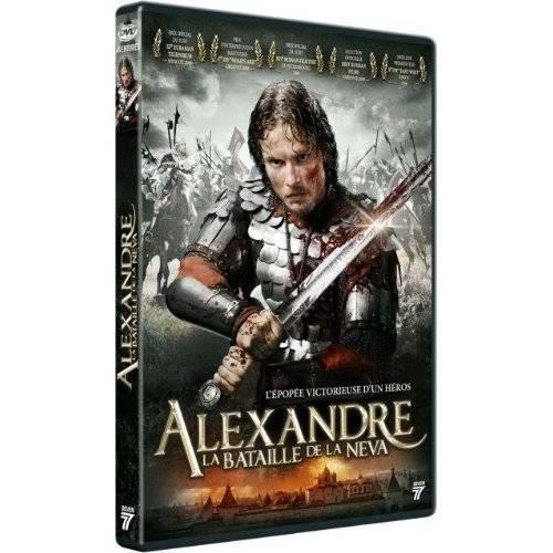 DVD - Alexander the Battle of the Neva