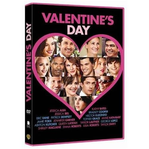 DVD - Valentine's day