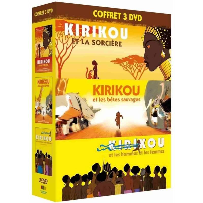 DVD - Kirikou : Trilogie