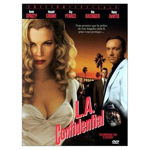DVD - L.A. confidential - Edition spéciale