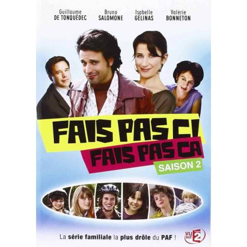 DVD - Fais pas ci not do that: Season 2