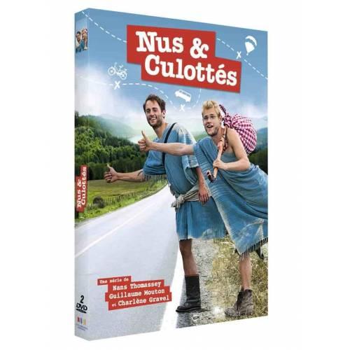 DVD - Nus & culottés