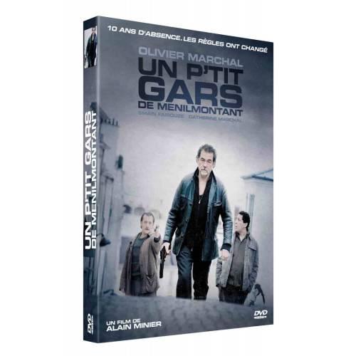 DVD - Un p'tit gars de Menilmontant