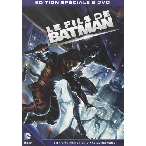 DVD - D.C. Universe: The son of Batman