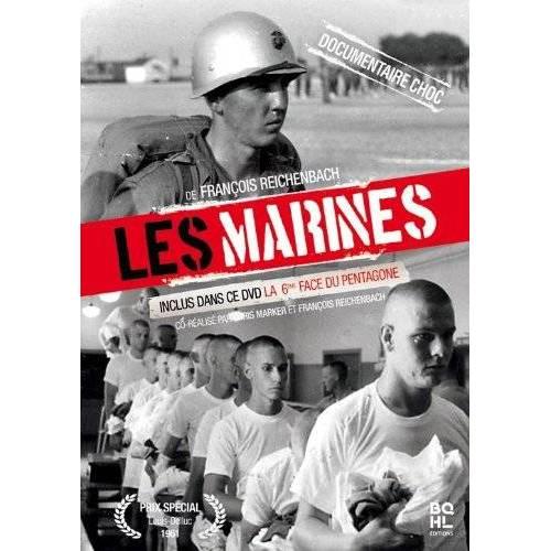 DVD - Les marines