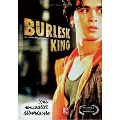 DVD - Burlesk King