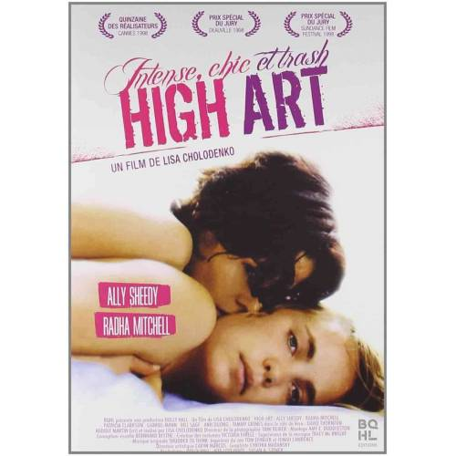 DVD - High art