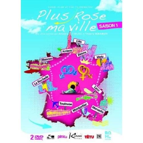 DVD - Plus rose ma ville : Saison 1