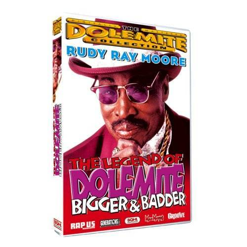 DVD - The legend of Dolemite : Bigger et Badder