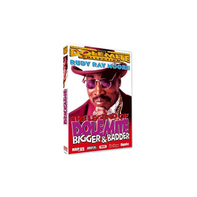 DVD - The legend of Dolemite : Bigger & Badder