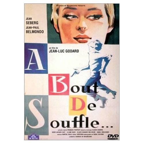 DVD - A bout de souffle