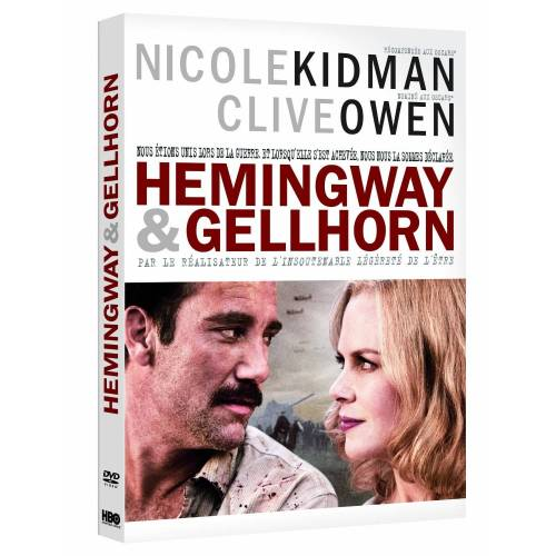 DVD - Hemingway & Gellhorn