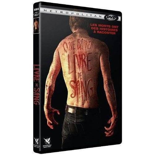DVD - LIVRE DE SANG