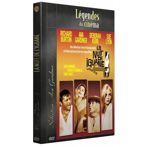 DVD - La nuit de l'iguane