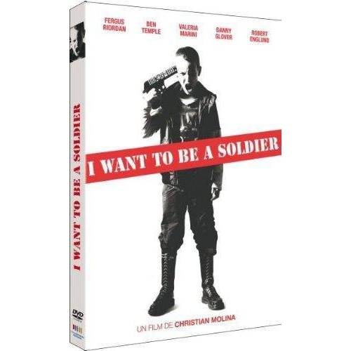 DVD - I want to be a soldier