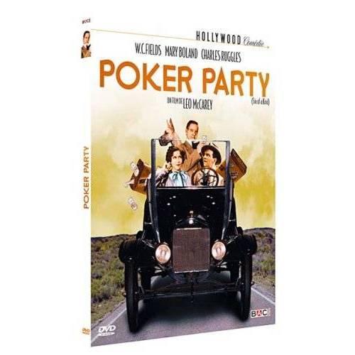 DVD - Poker Party