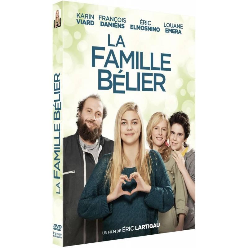 DVD - La famille Bélier