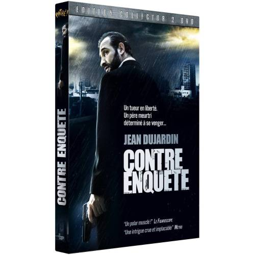 DVD - Contra investigation