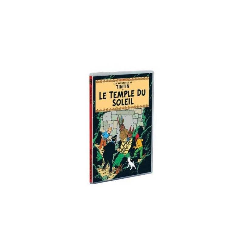 DVD - Les aventures de Tintin : Le temple du soleil