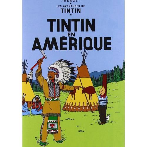 DVD - Les aventures de Tintin : Tintin en Amérique