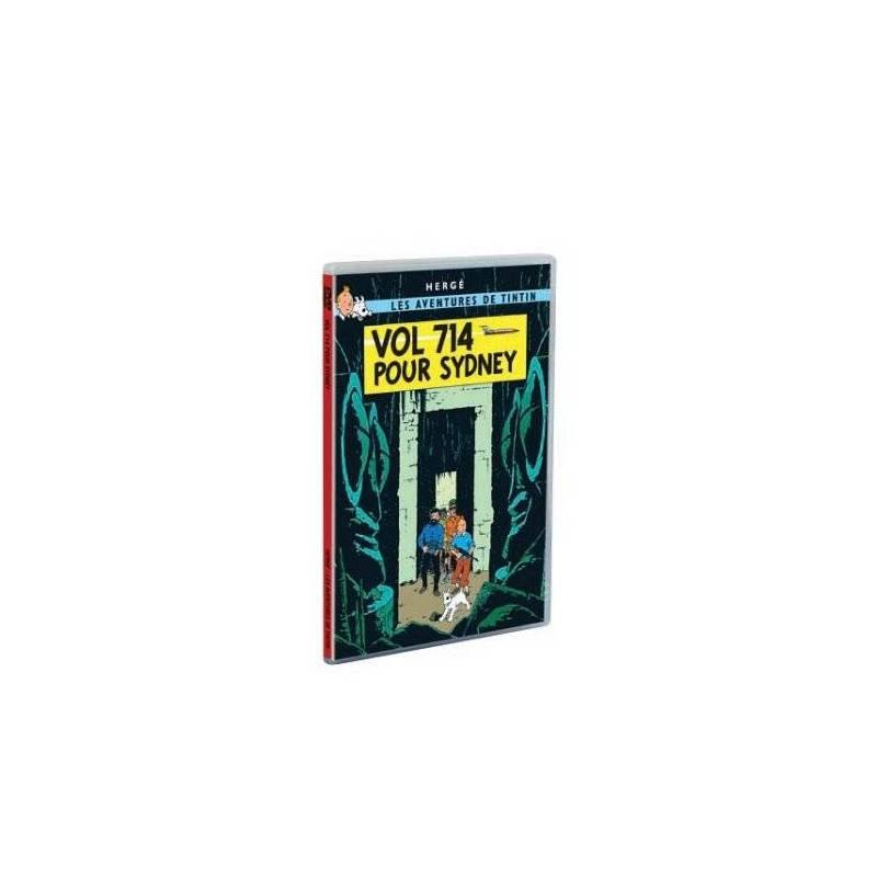 DVD - Les aventures de Tintin : Vol 714 pour Sydney
