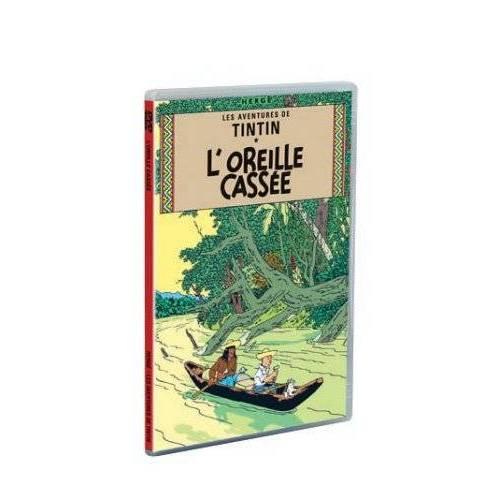 DVD - Les aventures de Tintin : L'oreille cassée