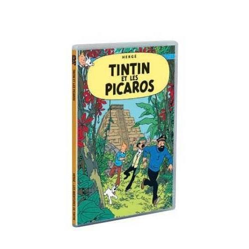DVD - Les aventures de Tintin : Tintin et les Picaros