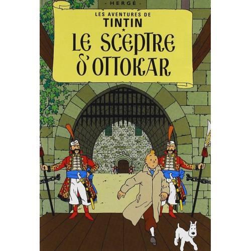 DVD - Les aventures de Tintin : Le sceptre d'Ottokar