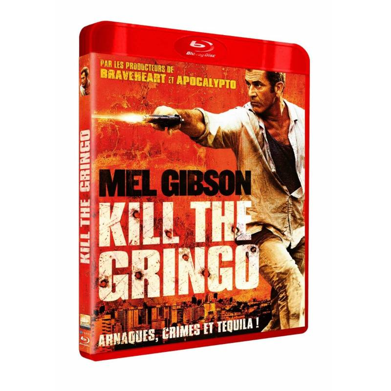 Blu-ray - Kill the gringo