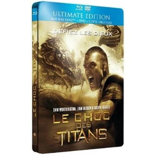 Blu-ray - Le choc des Titans