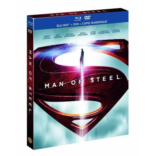 Blu-Ray - MAN OF STEEL