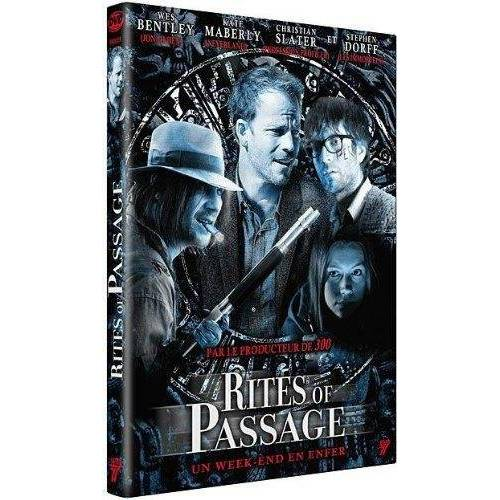 DVD - Rites of passage