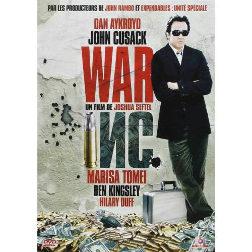 DVD - War. inc.