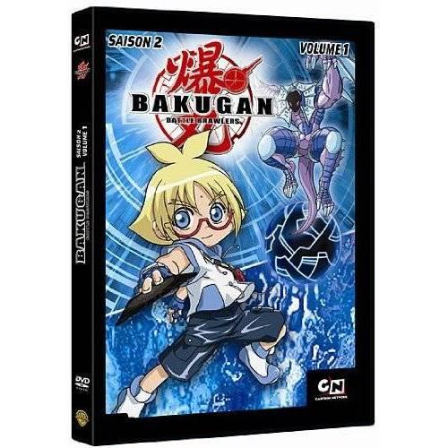 DVD - Bakugan : Saison 2 Vol. 1