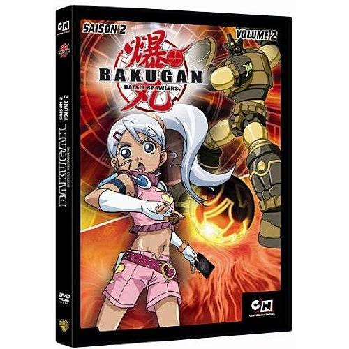 DVD - Bakugan : Saison 2 Vol. 2