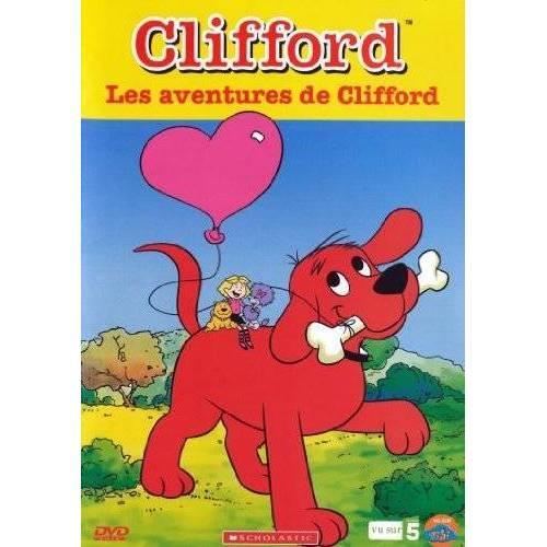 DVD - Clifford : Les aventures de Clifford
