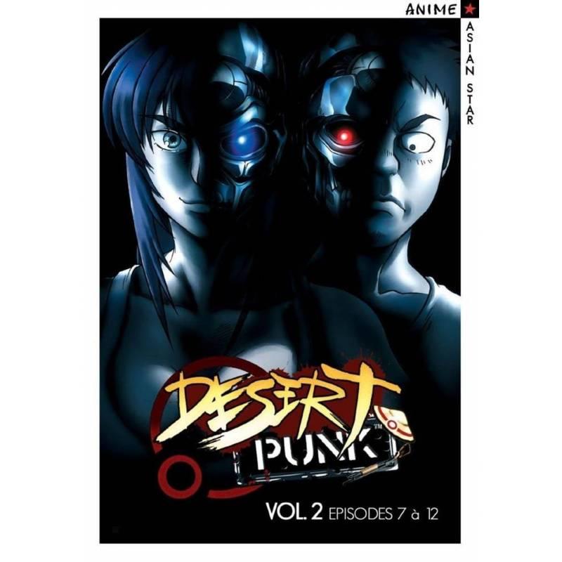 DVD - Desert punk Vol. 2