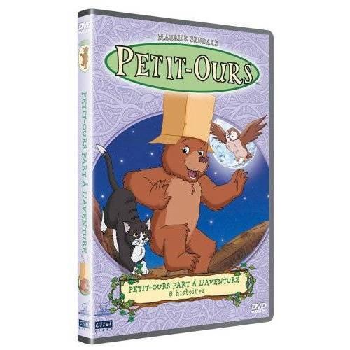 DVD - Petit-Ours : Petit-Ours part à l'aventure