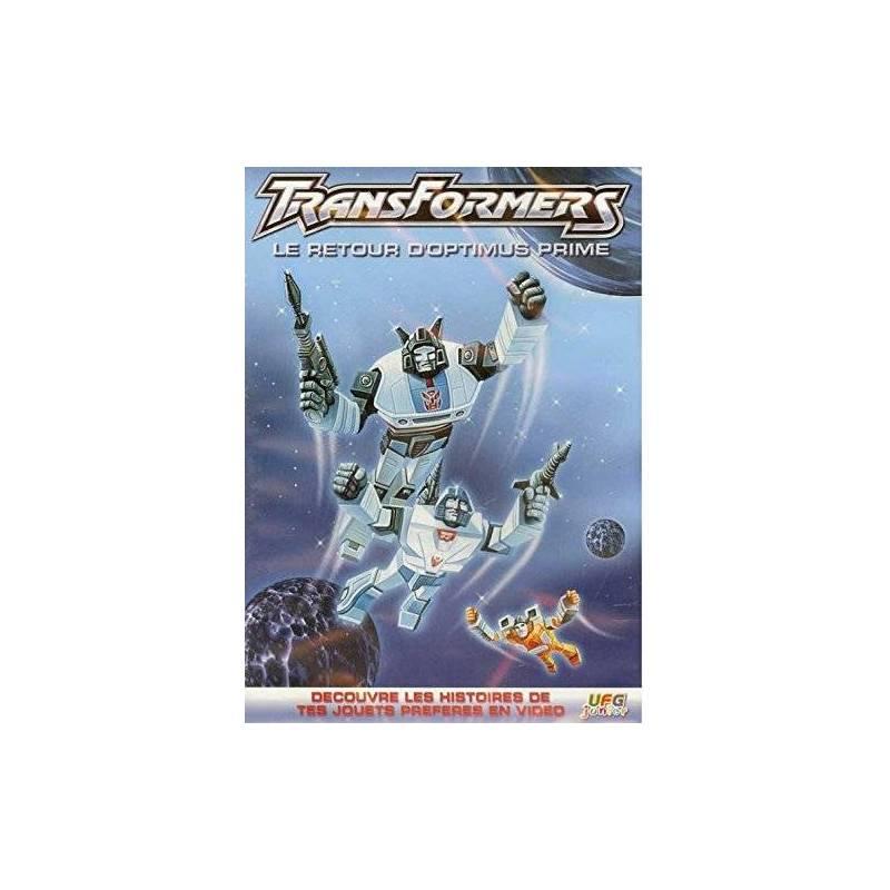 DVD - TRANSFORMERS - LE RETOUR D'OPTIMUS PRIME