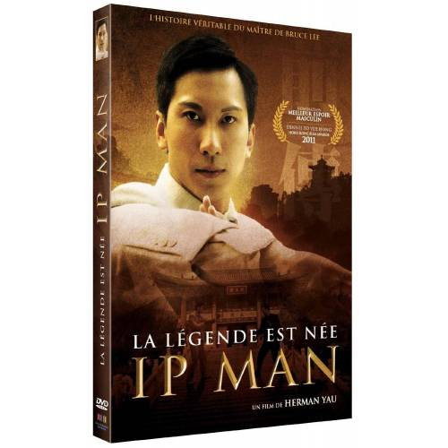 DVD - Ip Man: The Legend Is Born