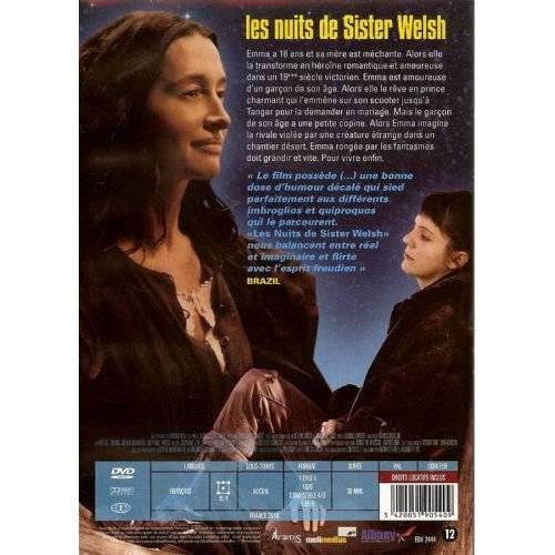DVD - LES NUITS DE SISTER WELSH